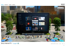 Sony Internet TV with Google TV